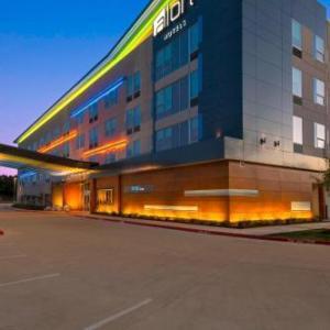 Kyle Field Hotels - Aloft College Station