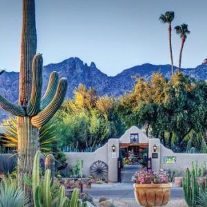 Catalina Foothills High School Hotels - Hacienda del Sol Guest Ranch Resort