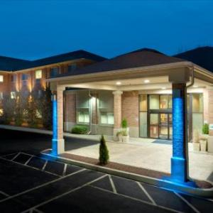 Indian Ranch Hotels - Holiday Inn Express & Suites Smithfield - Providence