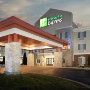 Holiday Inn Express Rochelle an IHG Hotel