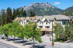 Banff Alberta Hotels - The Rundlestone Lodge