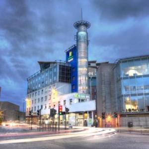 Pavilion Theatre Glasgow Hotels - Holiday Inn Express -Glasgow -City Ctr Theatreland