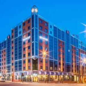Hotels near Betsey Trotwood - Crowne Plaza LONDON - KINGS CROSS
