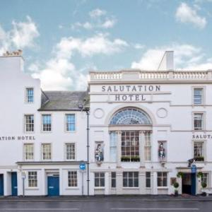 Perth Concert Hall Hotels - Salutation Hotel
