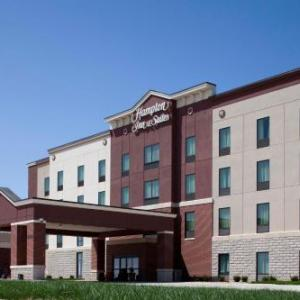 Hotels near United Wireless Arena - Hampton Inn And Suites Dodge City