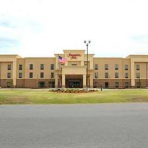 Hotels near WL Jack Howard Theatre - Hampton Inn West Monroe La