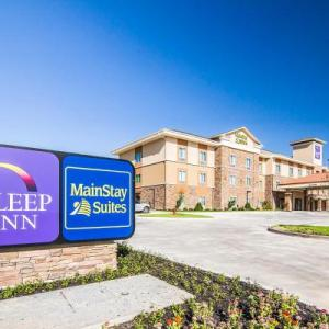 Lufkin Pitser Garrison Civic Center Hotels - MainStay Suites
