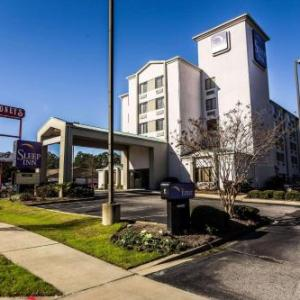 Hotels near Columbia Speedway Entertainment Center - Sleep Inn Airport West Columbia