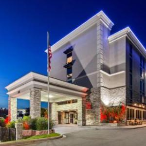 The Peace Center Greenville Hotels - Comfort Inn & Suites
