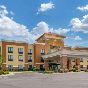 Hotels near The Great Saltair - Comfort Inn & Suites Tooele