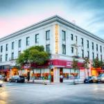 Hotels near Campbell Recital Hall - Cardinal Hotel
