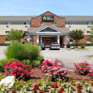 Hotels near Grove Church Portsmouth - Extended Stay America - Chesapeake - Churchland Blvd.