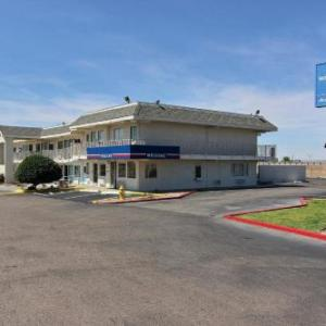 Motel 6-Albuquerque NM - South - Airport