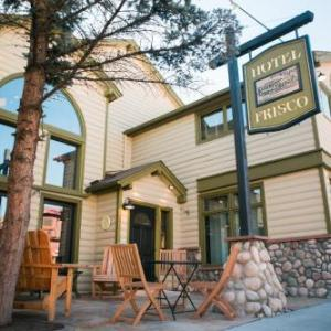 Hotels near Copper Mountain - Hotel Frisco