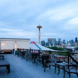 Hotels near Intiman Theatre - The Mediterranean Inn