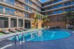 San Francisco California Hotels - Da Vinci Villa Hotel