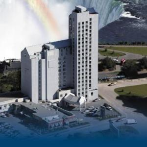 Hotels near Dragonfly Nightclub - The Oakes Hotel Overlooking the Falls