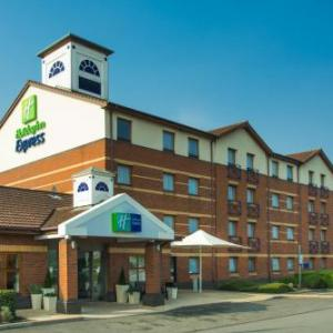 Pattonair County Cricket Ground Hotels - Holiday Inn Express Derby Pride Park