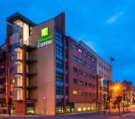 South Glasgow United Kingdom Hotels - Holiday Inn Express - Glasgow - City Ctr Riverside