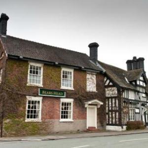 Hotels near Jodrell Bank Macclesfield - Innkeeper's Lodge Sandbach Holmes Chapel
