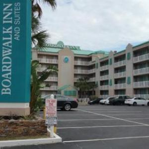 Daytona Beach Bandshell Hotels - Boardwalk Inn and Suites