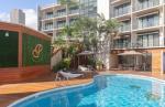 Honolulu Hawaii Hotels - Polynesian Residences Waikiki Beach