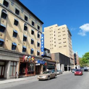 MTelus Montreal Hotels - Hotel St Denis