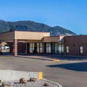 Mother Lode Theatre Hotels - Quality Inn & Suites Butte