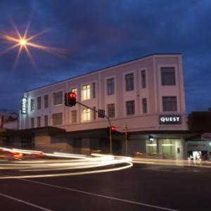Hotels near The Butter Factory Whangarei - Quest Whangarei