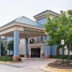 Hotels near North Stafford High School - Quality Inn & Suites Quantico