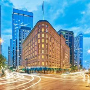 The Brown Palace Hotel And Spa Autograph Collection By Marriott