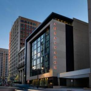 Top Rated Hotel near Sprint Center