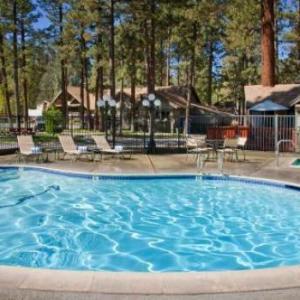 The Cave Big Bear Hotels - Big Bear Frontier