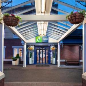 Holiday Inn Express Strathclyde Park M74 Jct 5