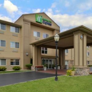 Weko Beach Hotels Holiday Inn Express Hotel Suites St Joseph