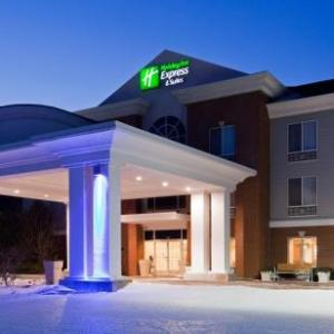 Hotels near Wessman Arena - Holiday Inn Express & Suites Superior