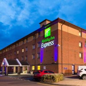 Express By Holiday Inn Birmingham-Oldbury M5 Jct.2