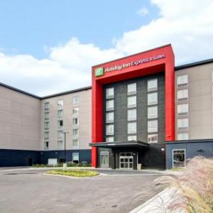 Tribute Communities Centre Hotels - Holiday Inn Express & Suites Oshawa Downtown - Toronto Area