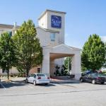 Sleep Inn Lynchburg -University Area & Hwy 460