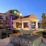 Holiday Inn Express And Suites-colorado Springs-first And Main