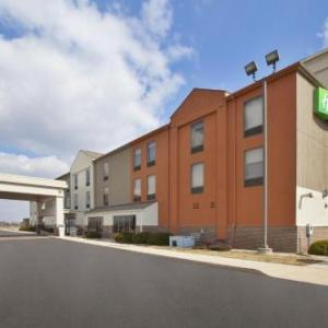 The Ritz Theatre Tiffin Hotels - Holiday Inn Express Tiffin