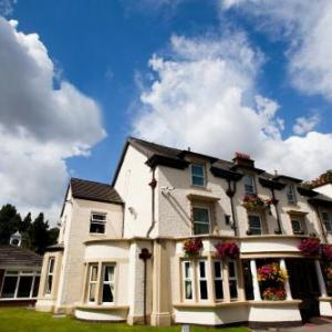 Hotels near Edge Hill University Ormskirk - Briars Hall Hotel