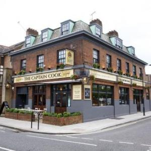 Craven Cottage Hotels - The Captain Cook