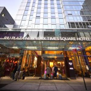 Hotels near Hudson Terrace - Riu Plaza New York Times Square