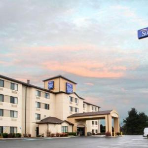 Murphy Center Complex Hotels - Sleep Inn Murfreesboro