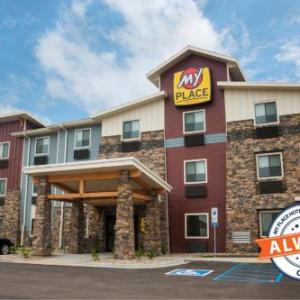 My Place Hotel Jamestown Nd