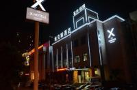 Map Of The Of Taizhou Aix Huangyan Hotel Area Huangyan China - Huangyan map
