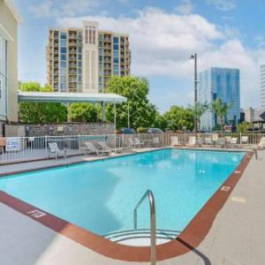 Hotels near City Winery Nashville - Comfort Inn Downtown Nashville-vanderbilt