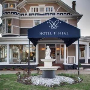 Hotel Finial; BW Premier Collection