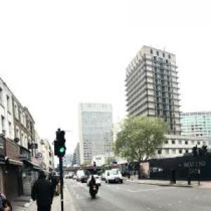 Best Western Maitrise Hotel Edgware Road